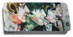 The Beatles 01 Portable Battery Charger
