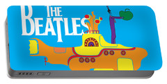 The Beatles No.11 Portable Battery Charger