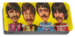 The Beatles Portable Battery Charger