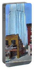 The Beauty N' The Background In London Canada Portable Battery Charger