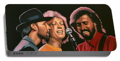 The Bee Gees Portable Battery Charger
