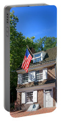 The Betsy Ross House Portable Battery Charger