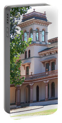 The Bidwell Mansion Portable Battery Charger