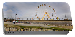 The Big Wheel And Promenade, Tramore Portable Battery Charger