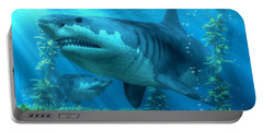 The Biggest Shark Portable Battery Charger