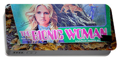 The Bionic Woman Portable Battery Charger