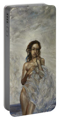 The Birth Of Aphrodite  Portable Battery Charger