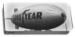 The Goodyear Blimp In 1979 Portable Battery Charger