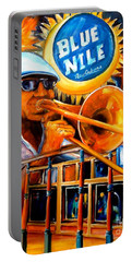 The Blue Nile Jazz Club Portable Battery Charger
