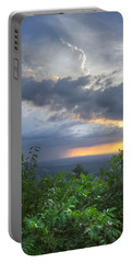 The Blue Ridge Mountains Portable Battery Charger