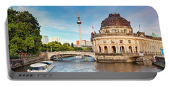 The Bode Museum Berlin Germany Portable Battery Charger