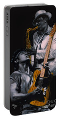 Bruce Springsteen And Clarence Clemons Portable Battery Charger