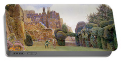 The Bowling Green, Berkeley Castle Portable Battery Charger