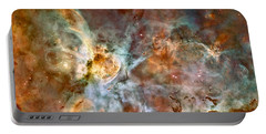 The Carina Nebula Portable Battery Charger