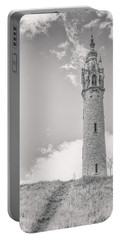 The Castle Tower Portable Battery Charger