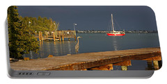 Portable Battery Charger featuring the photograph The Casual Observer by HH Photography of Florida