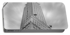 The Chrysler Building Portable Battery Charger