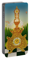 The Clockmakers Wife Portable Battery Charger