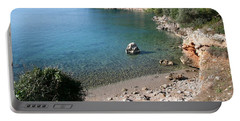 Portable Battery Charger featuring the photograph The Coast To Oren  by Tracey Harrington-Simpson