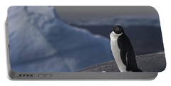 The Coldest Place On Earth... Portable Battery Charger