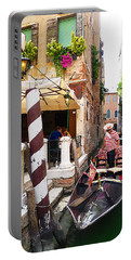 The Colors Of Venice Portable Battery Charger