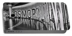 The Cosmopolitan Hotel Las Vegas By Diana Sainz Portable Battery Charger