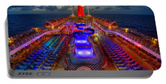 The Cruise Lights At Night Portable Battery Charger