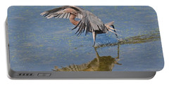 Portable Battery Charger featuring the photograph The Dance by Carol  Bradley