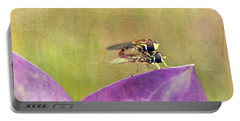The Dance Of The Hoverfly Portable Battery Charger