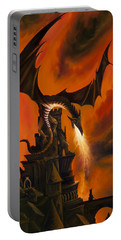 The Dragon's Tower Portable Battery Charger
