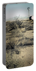The Dry Lands Of Arizona Portable Battery Charger