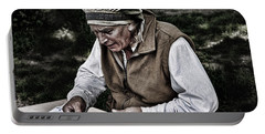The Dulcimer Man Portable Battery Charger