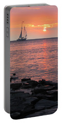 The Edith Becker Sunset Cruise Portable Battery Charger