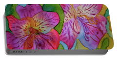 The Electric Kool-aid Alstroemeria Test Portable Battery Charger