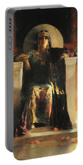 The Empress Theodora Portable Battery Charger
