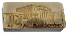 The Exterior Of Apsley House, 1853 Portable Battery Charger