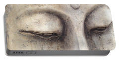 The Eyes Of Buddah Portable Battery Charger