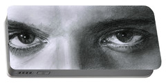 The Eyes Of The King Portable Battery Charger
