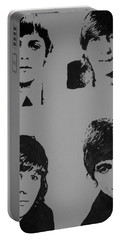 The Fab Four Portable Battery Charger