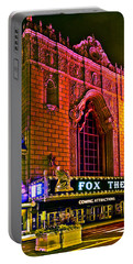 The Fabulous Fox In St. Louis Portable Battery Charger