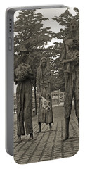 The Famine Dublin Ireland Portable Battery Charger