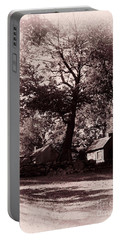 The Farm Bristol Rhode Island Portable Battery Charger by Tom Prendergast