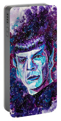 The Final Frontier Portable Battery Charger