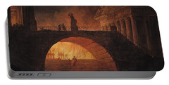 The Fire Of Rome Portable Battery Charger