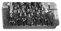 The Flatbush Boys' Club Band Portable Battery Charger