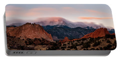 The Flow Over Pikes Peak Portable Battery Charger