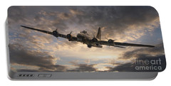 The Flying Fortress Portable Battery Charger