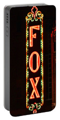 The Fox Portable Battery Charger