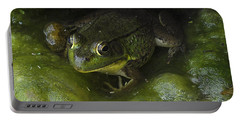 The Frog Portable Battery Charger by Verana Stark