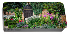 The Garden Gate Portable Battery Charger